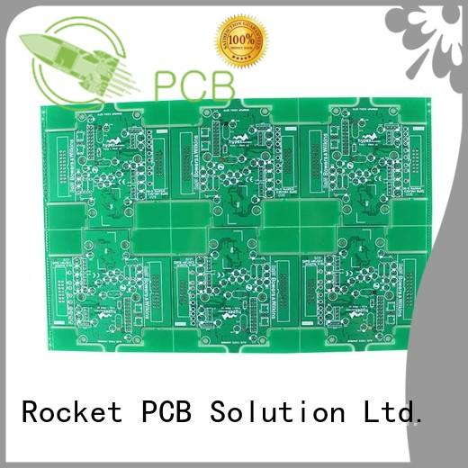 Rocket PCB hot-sale single sided pcb turn around consumer security