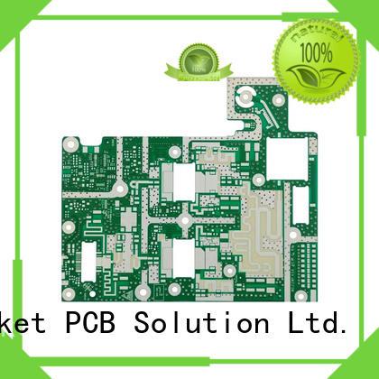 Rocket PCB speed RF PCB production bulk production instrumentation
