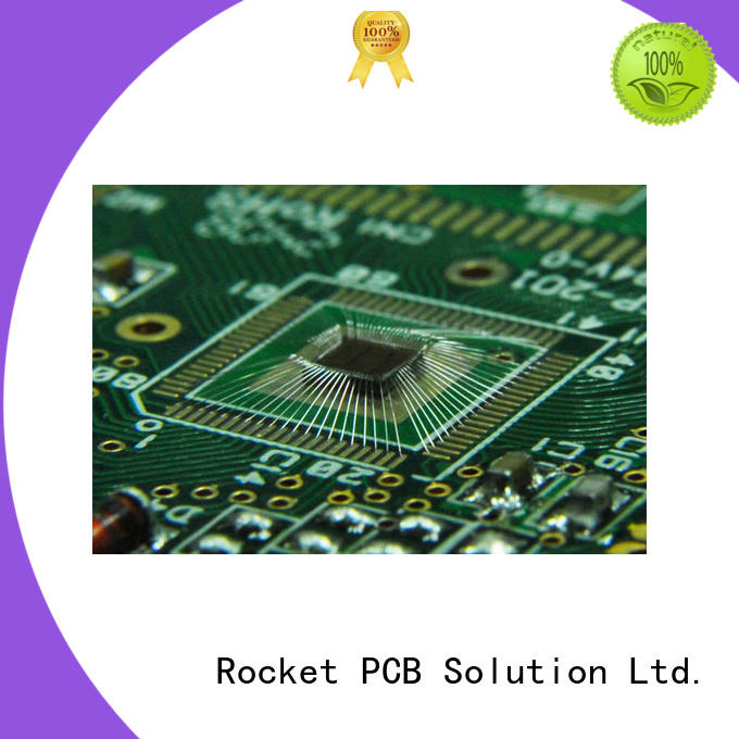 fabrication wire bonding pcb surface finished for automotive