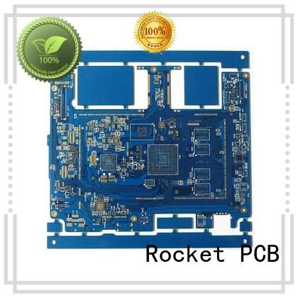High density HDI PCB multistage 4+N+4 HDI PCB board manufacturing