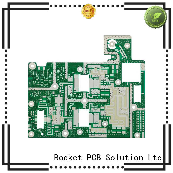 Rocket PCB micro-wave microwave pcb factory price industrial usage