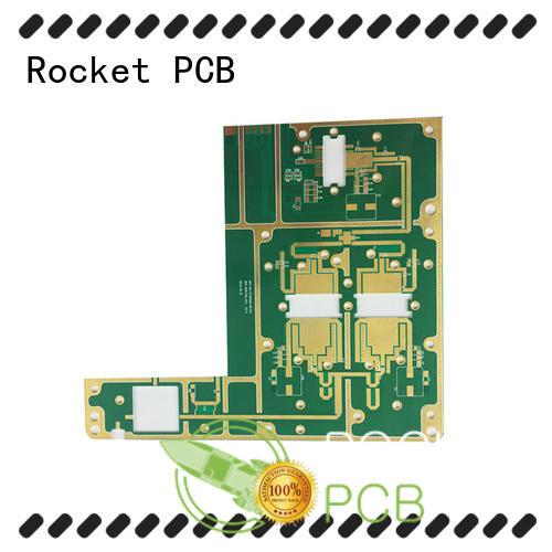Rocket PCB micro-wave proto pcb boards hot-sale instrumentation