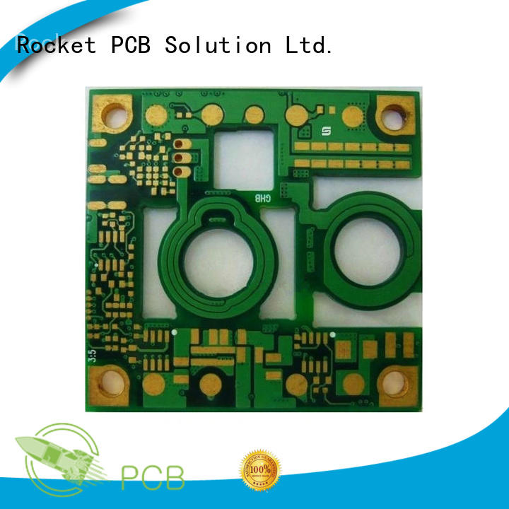Rocket PCB copper electronic printed circuit board conductor for device