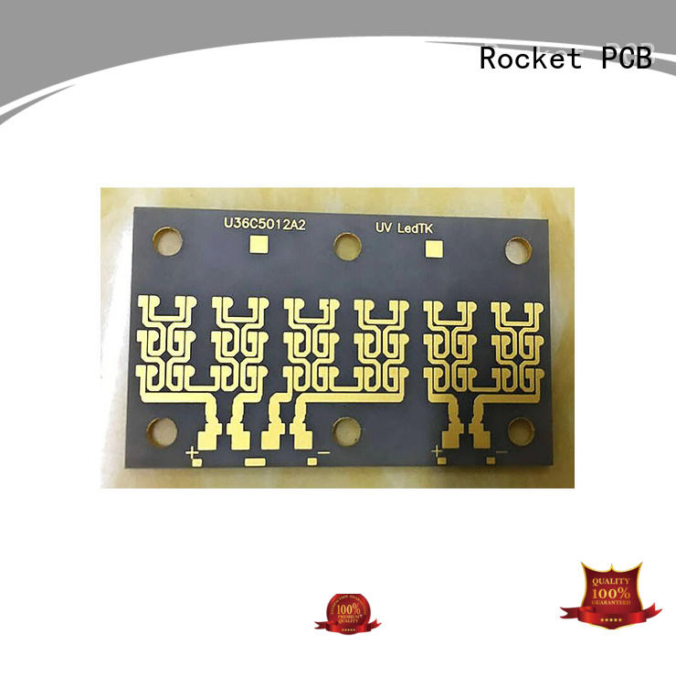 Rocket PCB heat-resistant ceramic substrate pcb board for electronics