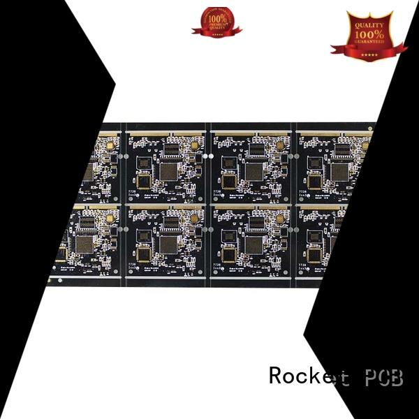 Rocket PCB gold motherboard pcb highly-rated for wholesale