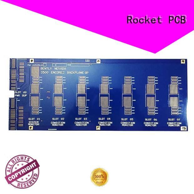 back plane Backplane PCB bulk fabrication control