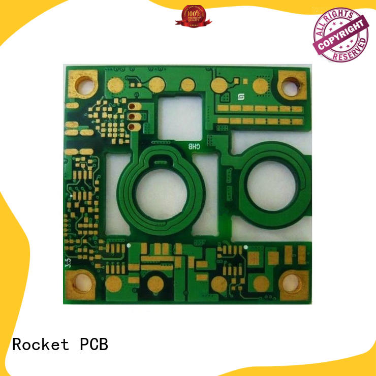 Rocket PCB high quality electronic printed circuit board high quality for device