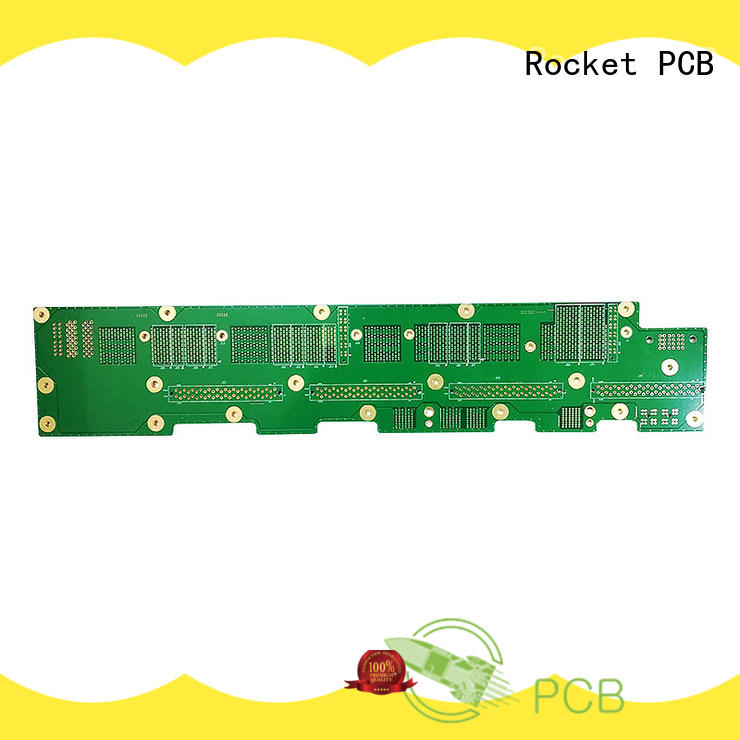 Rocket PCB high quality pcb printing service control for vehicle