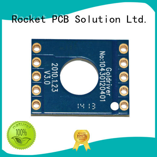 Rocket PCB thick power pcb conductor for electronics