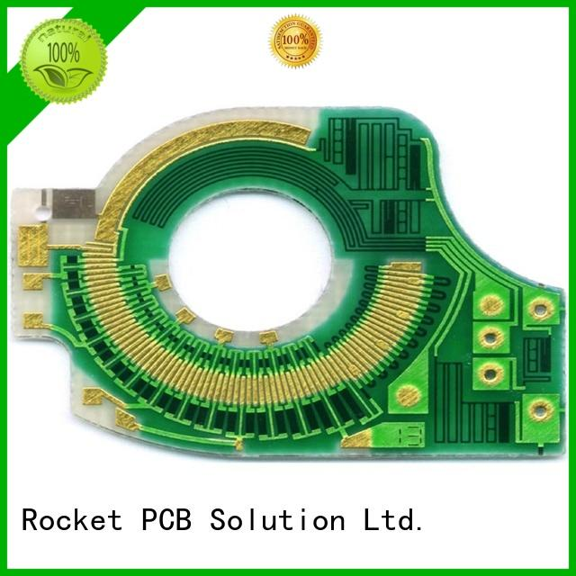 high-tech pcb production pcb assembly components for wholesale