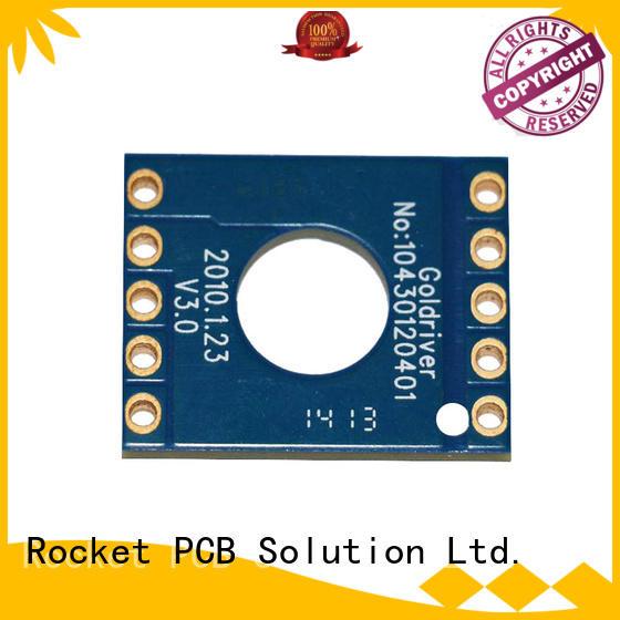 heavy copper pcb board for digital product Rocket PCB
