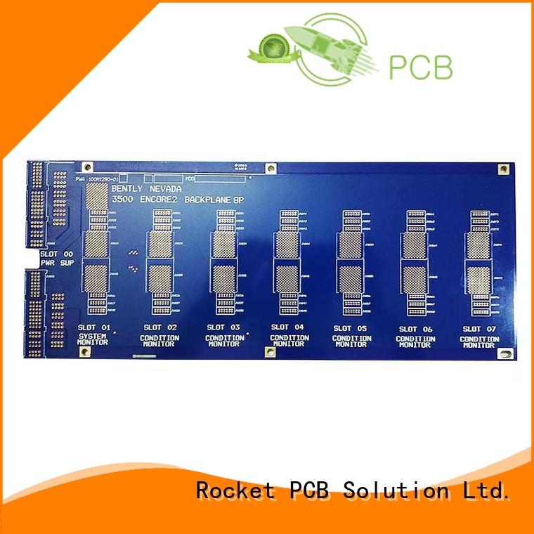 back plane pcb printing service board industry for auto