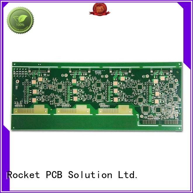 Multi-cavity pcb board pcb cavities control PTH NPTH depth PCB
