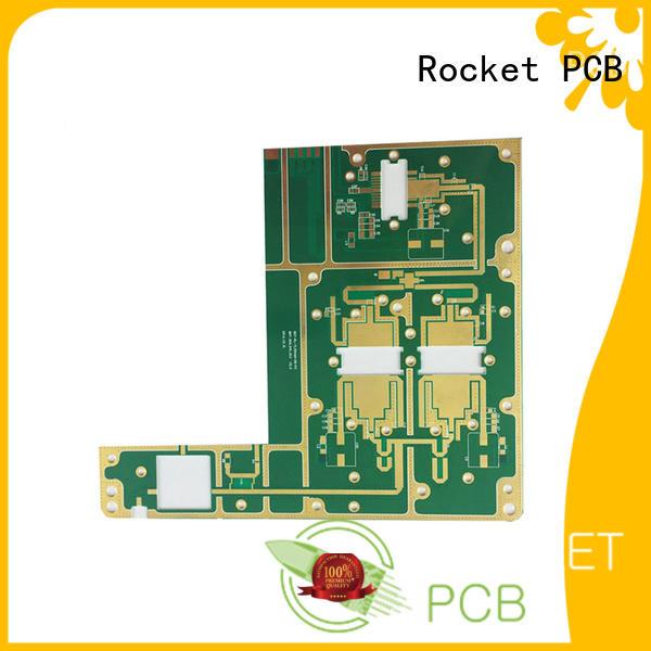 speed RF PCB production hybrid bulk production instrumentation