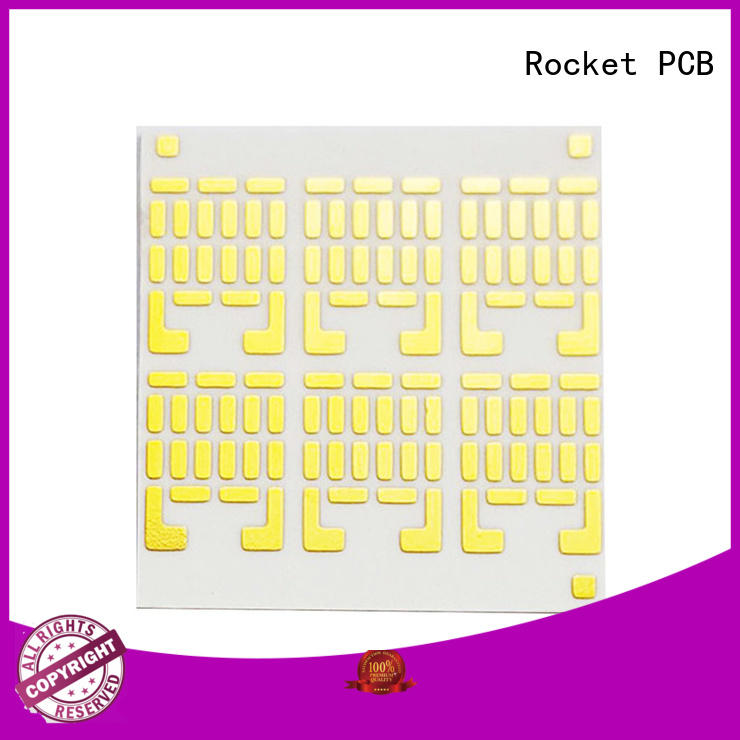 Rocket PCB substrates ceramic circuit boards board for automotive