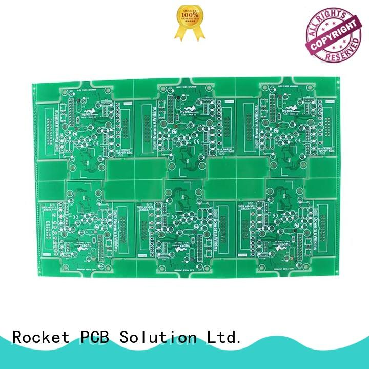 quick double sided pcb production consumer