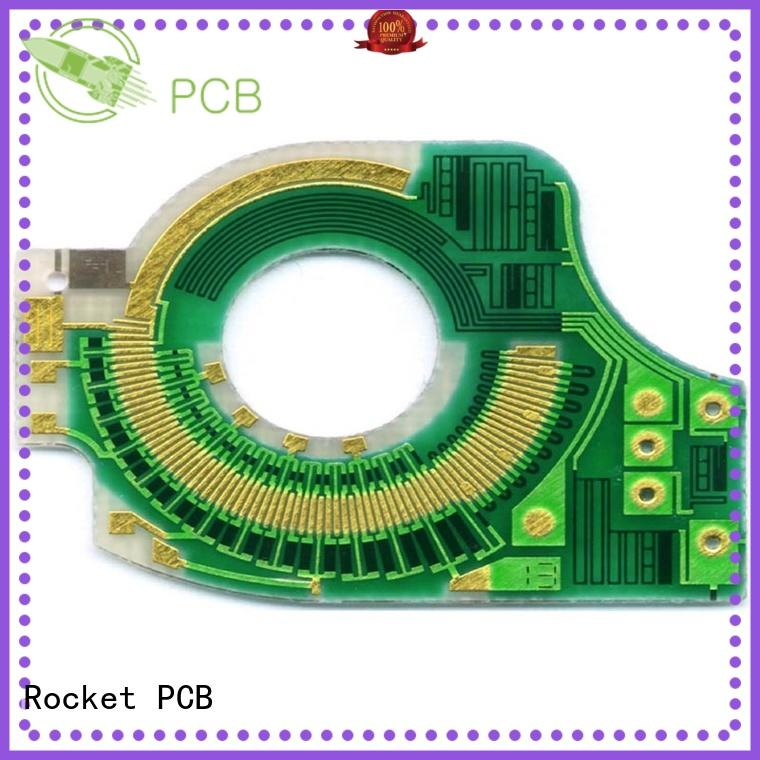 Rocket PCB high-tech prototype pcb capacitors for wholesale