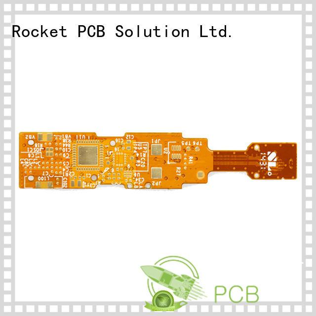 Rocket PCB pcb flexible pcb cover-lay for automotive