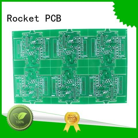 Rocket PCB custom single sided pcb volume consumer security
