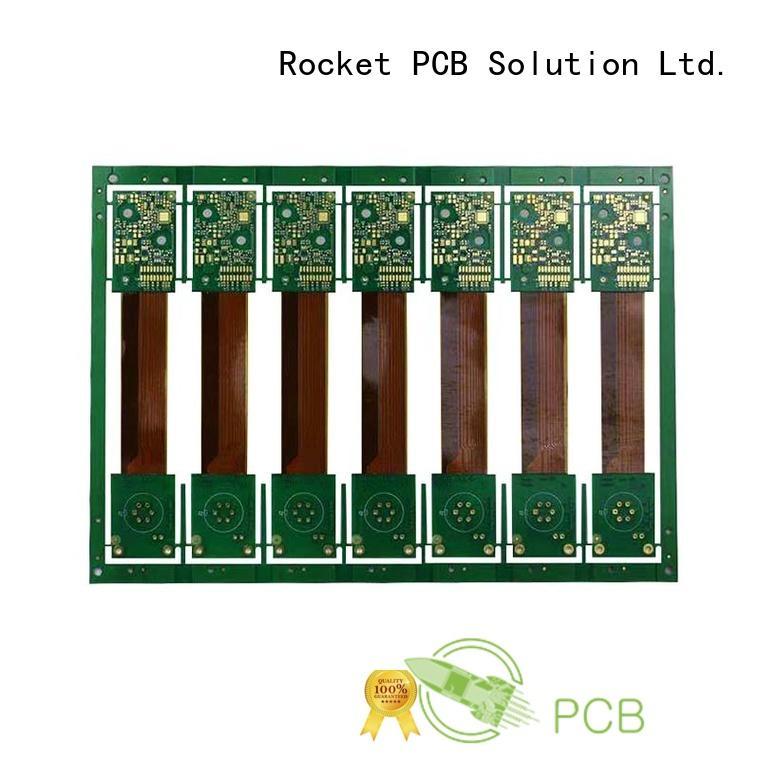 Rocket PCB circuit custom rigid flex pcb top brand industrial equipment