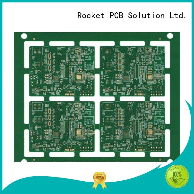Rocket PCB pcb HDI PCB laser hole wide usage