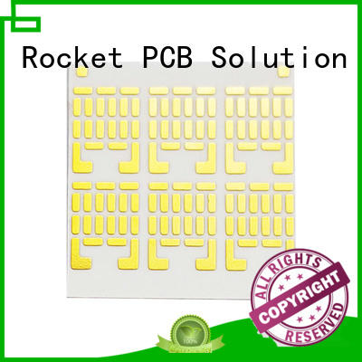 Rocket PCB thermal ceramic pcb material substrates for electronics
