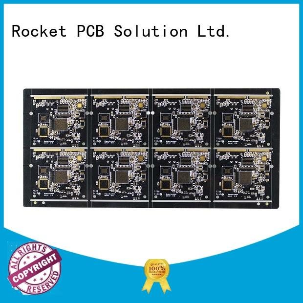 Rocket PCB plated motherboard pcb fingers for wholesale