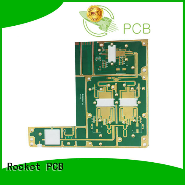 pcb RF PCB production factory price industrial usage