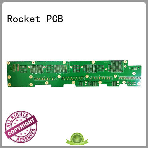 Rocket PCB multi-layer electronics pcb design industry for vehicle