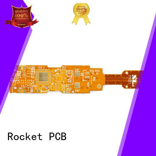 Rocket PCB multilayer flex pcb board for automotive