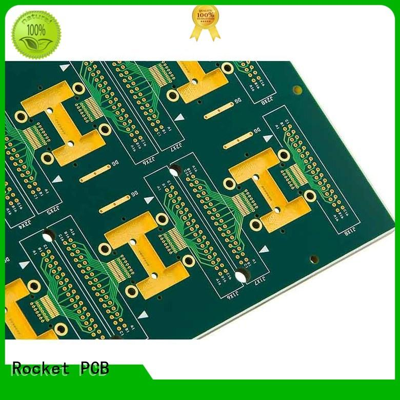 Rocket PCB multilayer power circuit board cavity