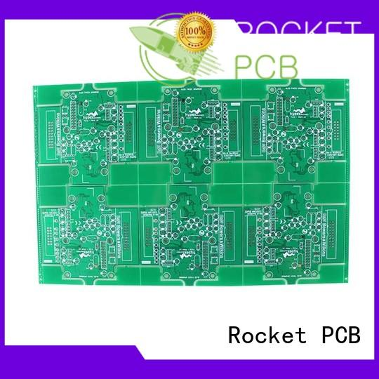 Rocket PCB bulk single sided pcb digital device