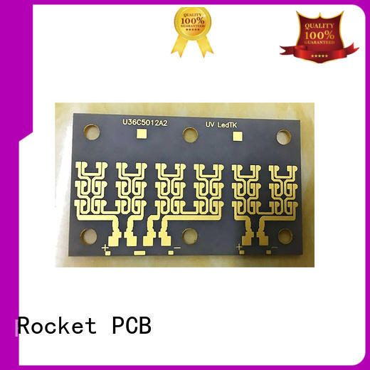 Rocket PCB material ceramic pcb substrates for automotive