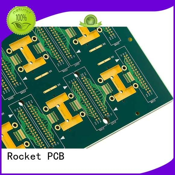 Rocket PCB multilayer pcb board thickness smart control for pcb buyer