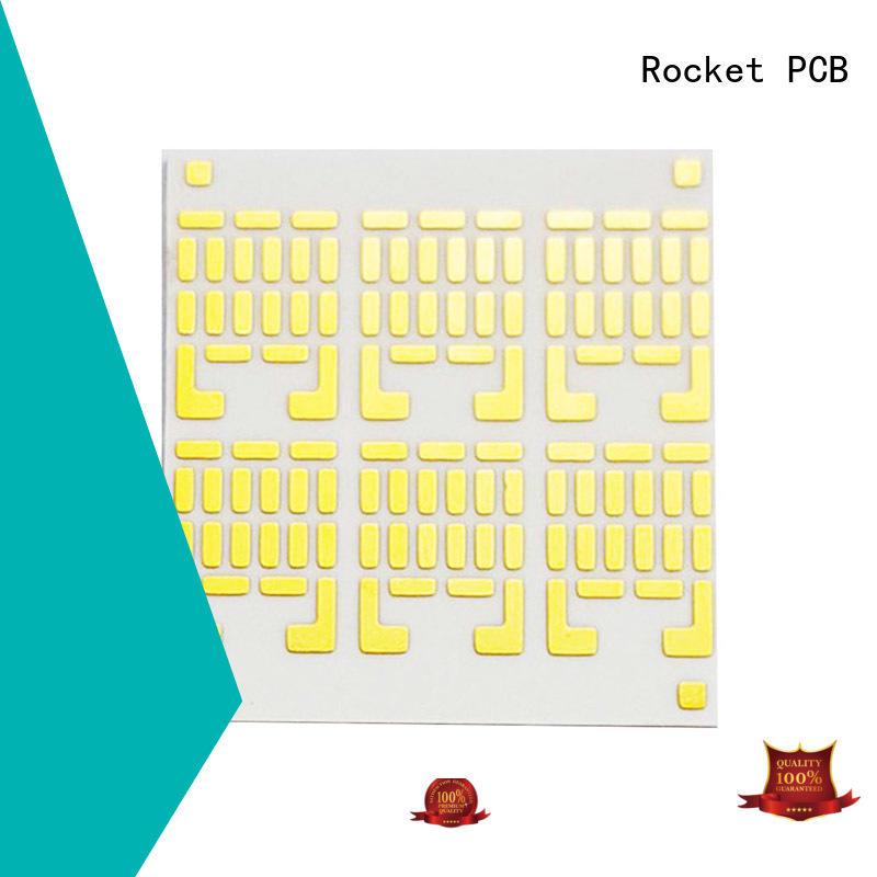 Rocket PCB thermal thick film ceramic pcb base automotive