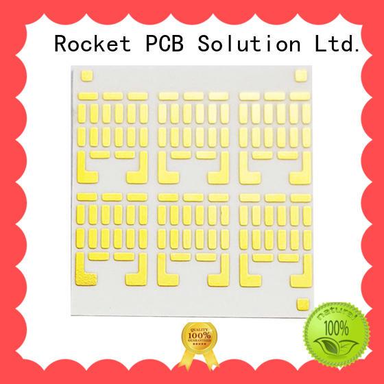 Ceramic Substrates pcb board Al2O3 base material ceramic thermal management pcb