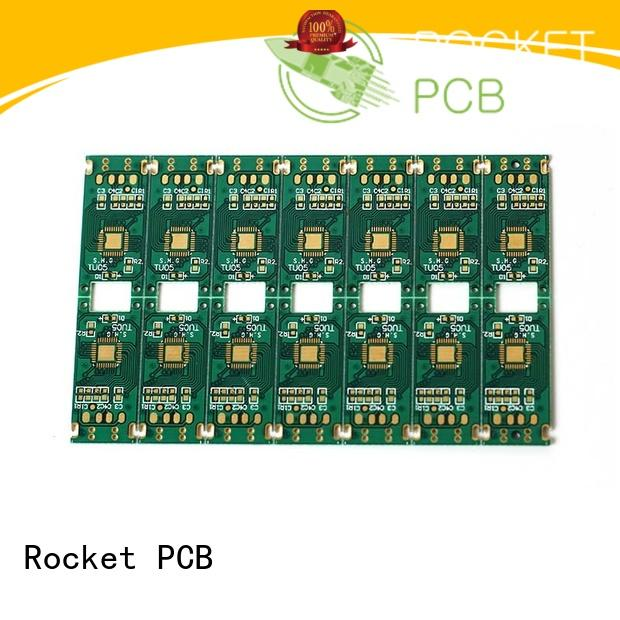Rocket PCB high-tech multilayer printed circuit board at discount for sale