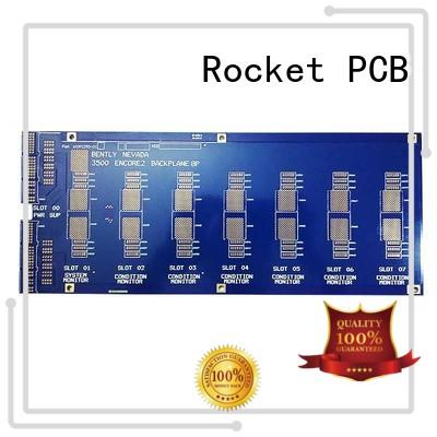 rocket printed circuit board manufacturing smart control Rocket PCB