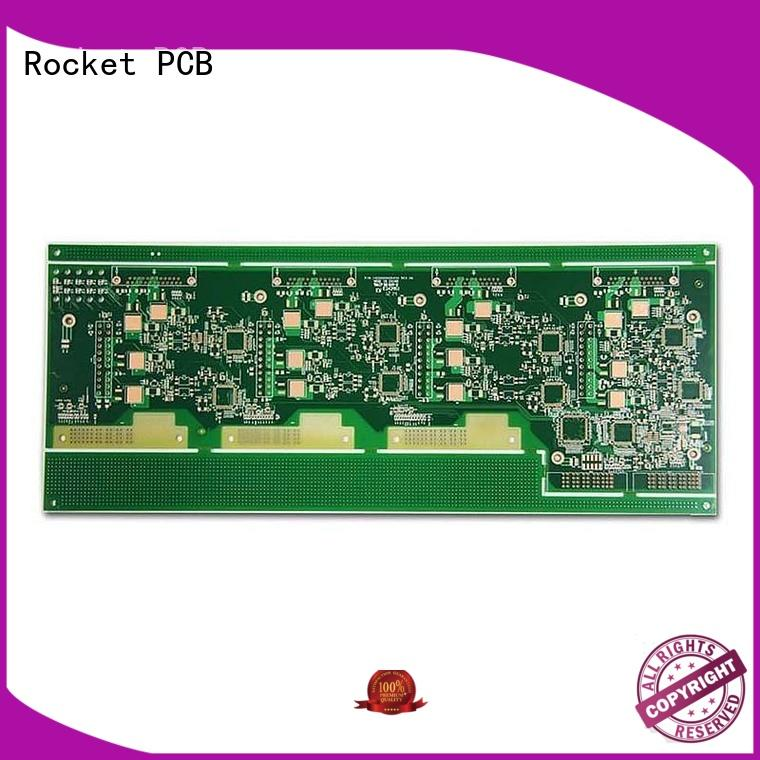 Rocket PCB multilayer high frequency PCB cavities at discount
