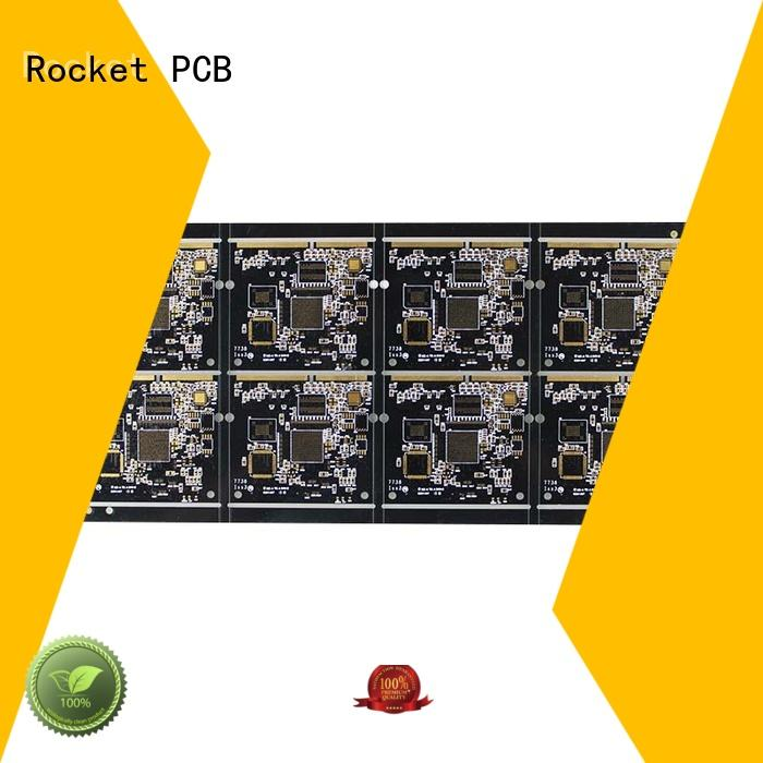 gold motherboard pcb highly-rated finger for import