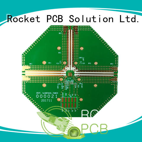 hybrid types of pcb board material production for digital product