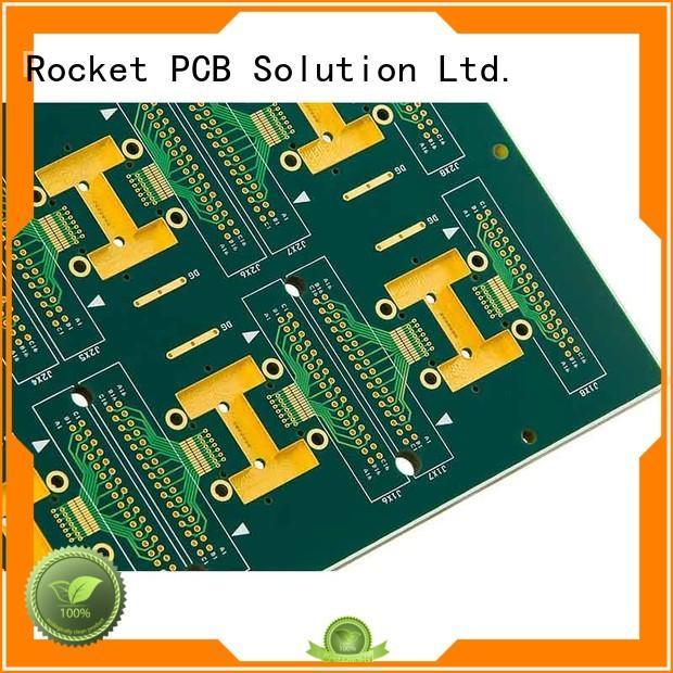 small pcb board rigid for pcb buyer Rocket PCB