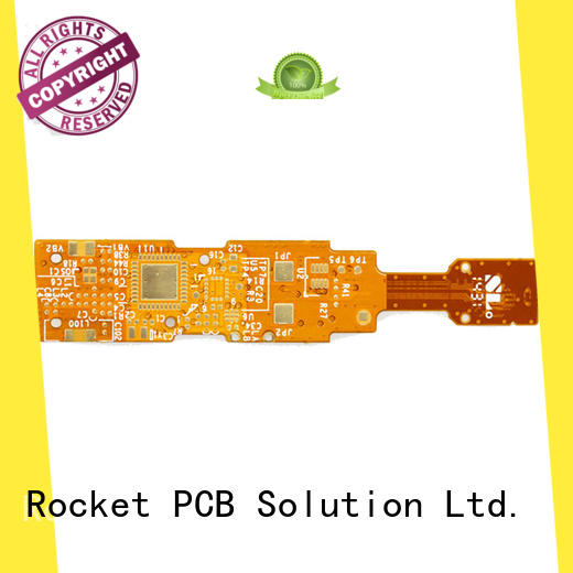 Rocket PCB multilayer flexible pcb board for automotive