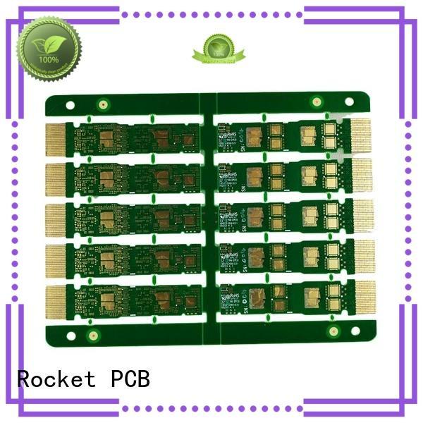 Rocket PCB professional gold column pcb for import