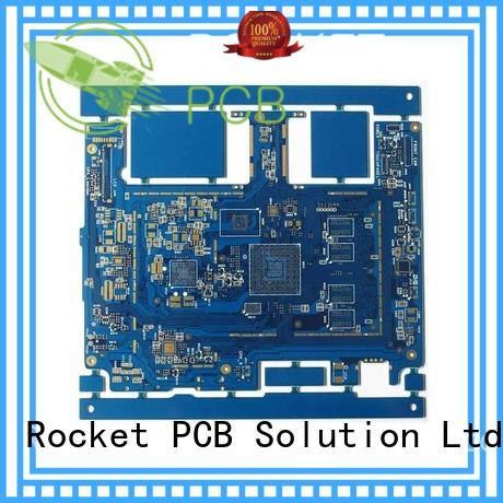 customized pcb manufacturing hdi at discount Rocket PCB