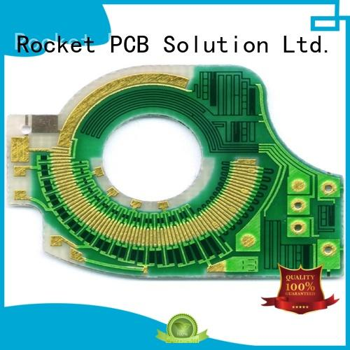 cable quick turn pcb components assembly Rocket PCB