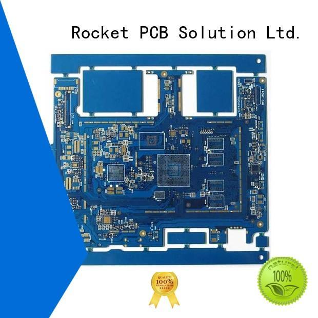 Rocket PCB prototype customized hdi pcb board at discount