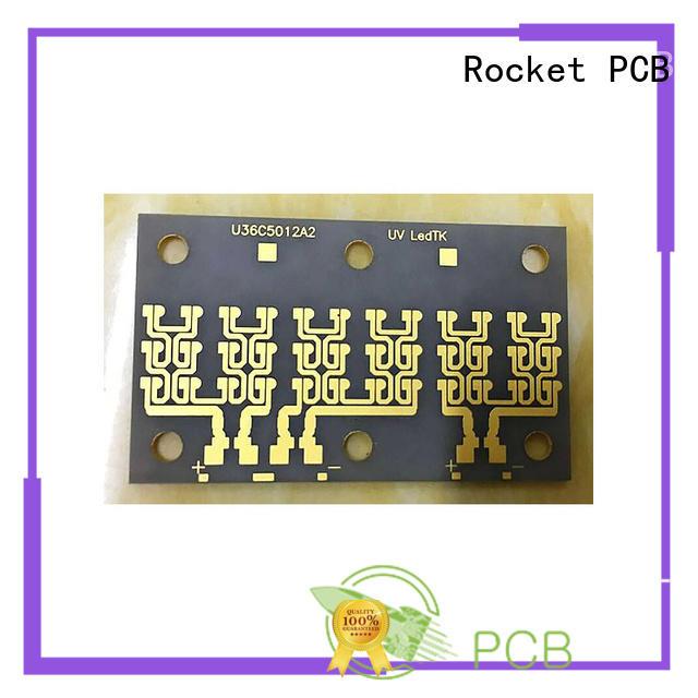 ceramic pcb substrates for base material Rocket PCB