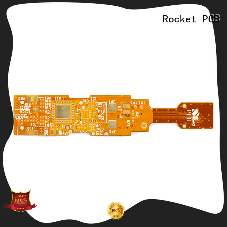 Rocket PCB high quality flexible printed circuit boards board medical electronics