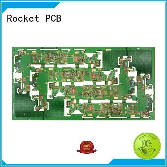 Rocket PCB free sample any-layer pcb anylayer for wholesale